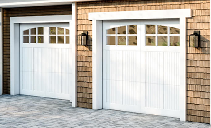 Timberlane offers 24 premium colors for our custom garage doors